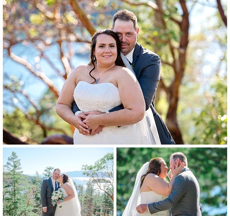 Brian and Christine Wilson - Garden Bay Lake